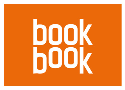 Logotyp bookbook